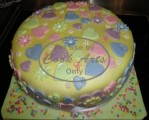 1 Tier Celebration Cake 2