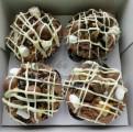 Rockyroad Cupcakes