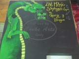 Dragon Blackboard